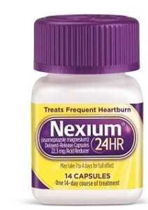 Nexium, Prilosec Lawsuits Filed