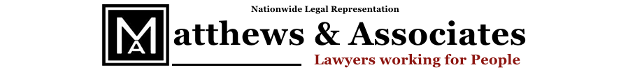 Matthews & Associates - A Nationwide Law Firm