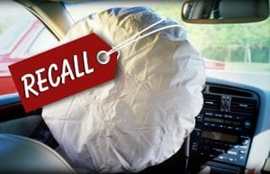Takata Air Bag blinds Man