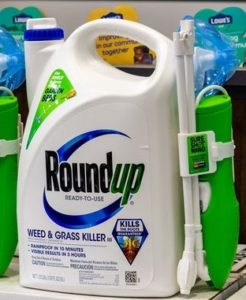 EPA never evaluated Roundup